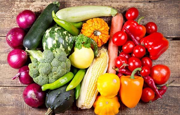 栄養が豊富な野菜