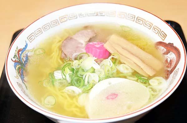 「らーめん きちりん」の札幌塩ラーメン