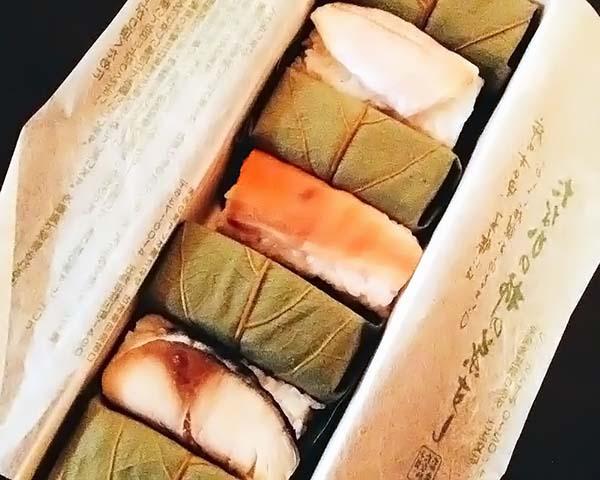 お寿司が美味しそうです