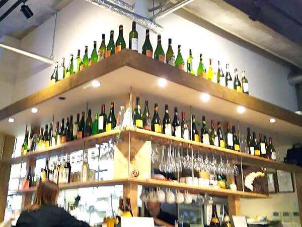 ボトルが沢山!