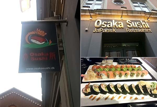 コペンハーゲンにも寿司屋が