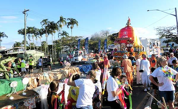ケアンズフェスティバル・毎年パワーアップする噂の祭を見てきた