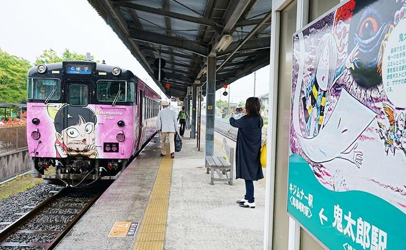 島根から鳥取へ・美保関で憧れの古民家に泊まり境港と米子を巡る