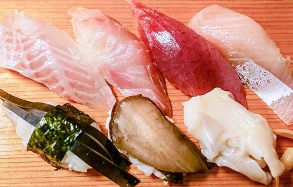 お寿司が美味そう