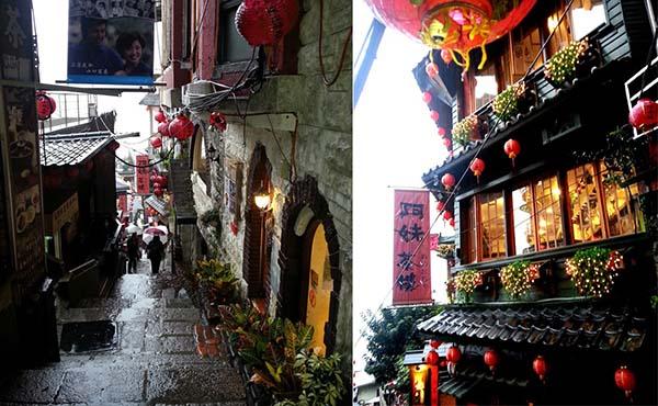 台湾の九份観光・アラサー2人でレトロな台北郊外に週末旅!