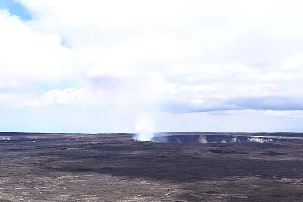 キラウェア火山国立公園