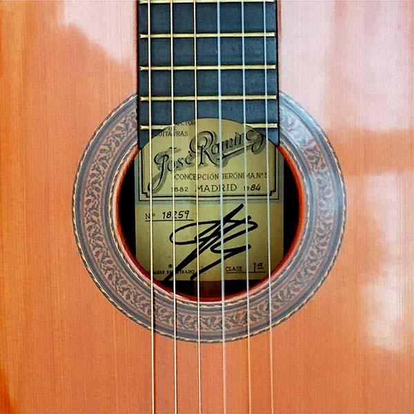 クラシックギターの弦