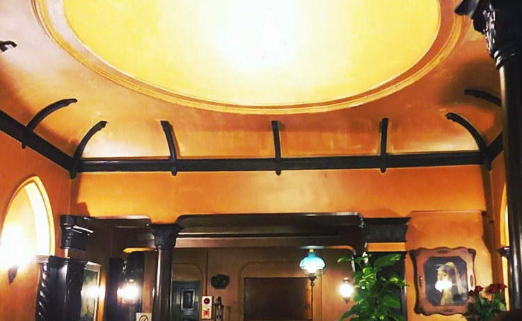 京都喫茶店・なつかしくも新しい古き良きレトロなカフェ