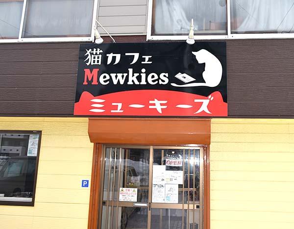 猫カフェミューキーズ