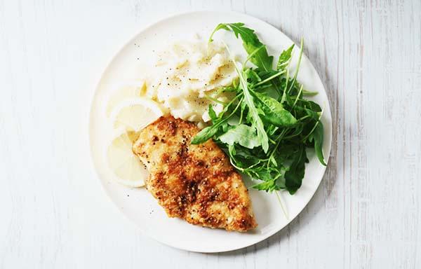 ササミの料理