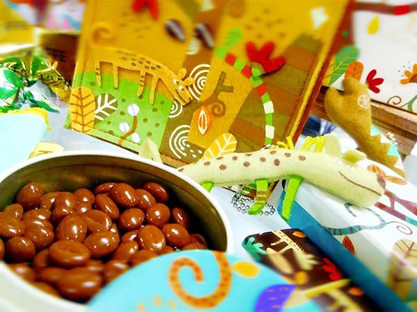 KALDI(カルディ)のチョコレート