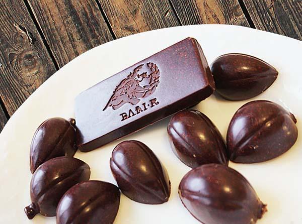 ダリケーのチョコレート