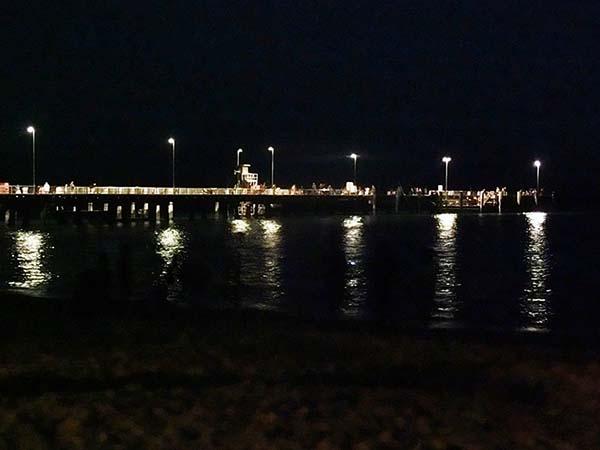 夜景も美しい