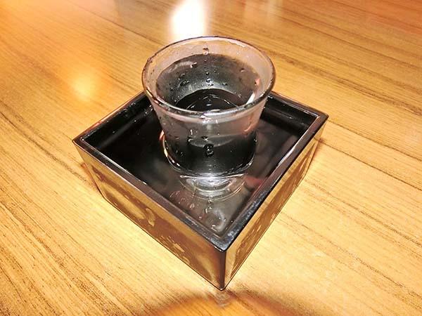 そして日本酒
