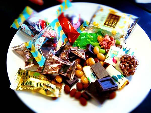 チョコレートは素晴らしい