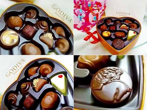 ゴディバ (GODIVA)のチョコレート