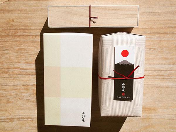 和菓子の箱