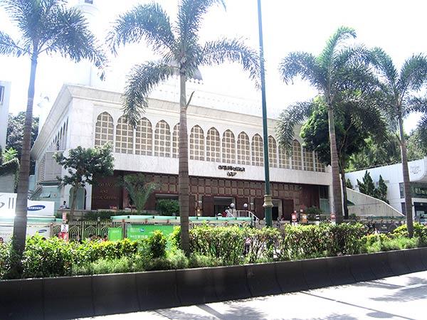 香港のモスク