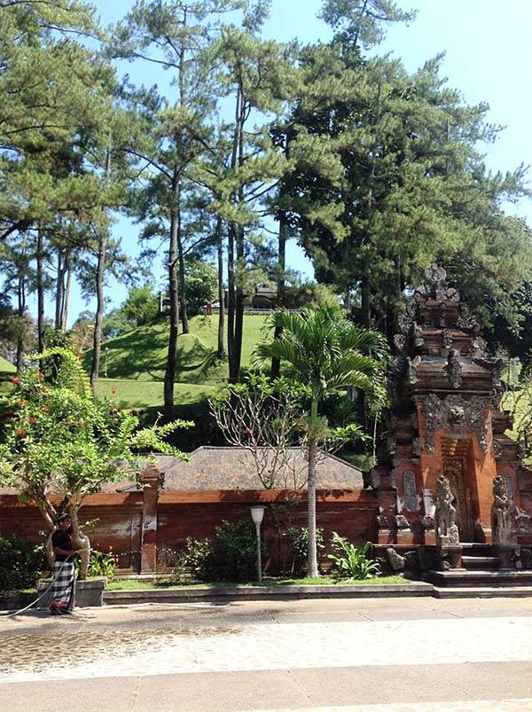 テルタウンプル寺院「王室の別荘」