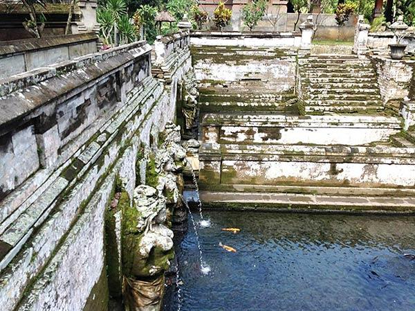 ゴアガジャ遺跡「沐浴場」その2