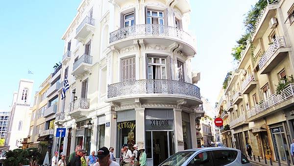 アテネの街その2