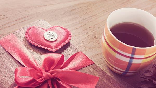 本とハートとコーヒー