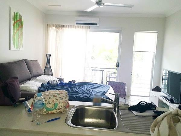 サライ ブティック ホテルの宿泊部屋