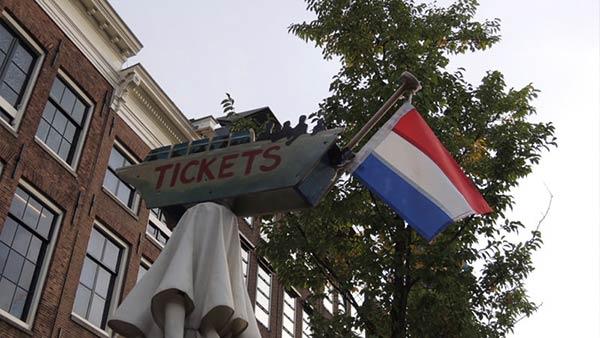 オランダの標識②