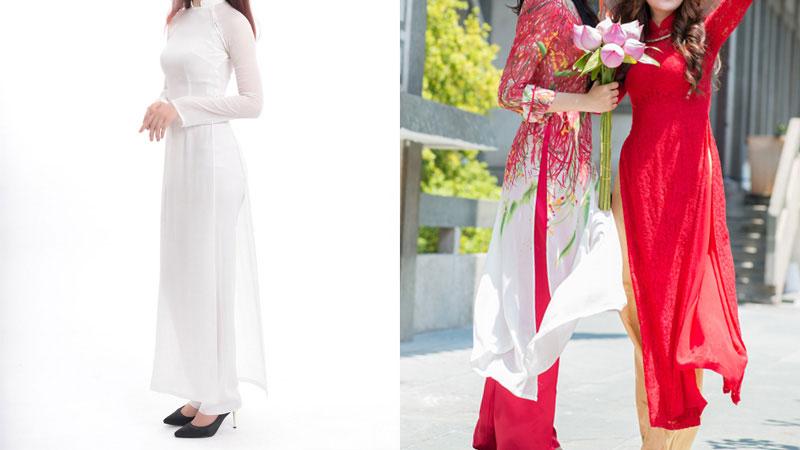 ベトナムでアオザイを買う・既製品ならスグ着られる