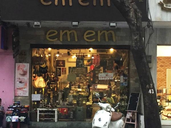 ドンコイ通り「emem」(エムエム)