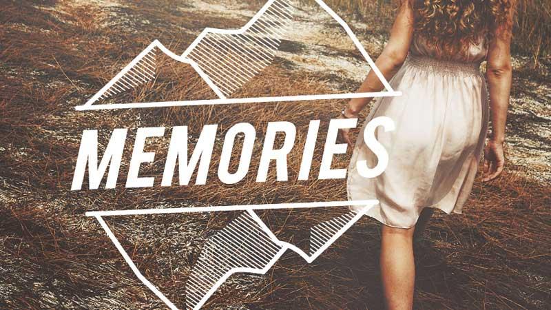記憶から思い出すイメージ