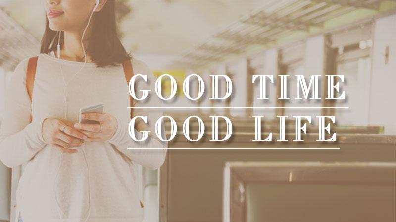 通勤時間の有効活用術・ちりも積もれば力になる
