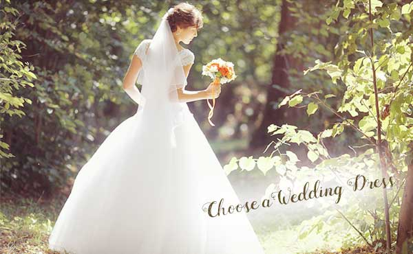 ウェディングドレスのタイプ・自分に似合うのはどの形?