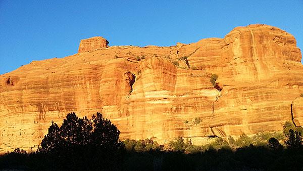 セドナの岩