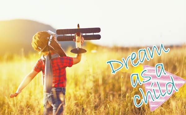 子どもの頃の夢と今の自分