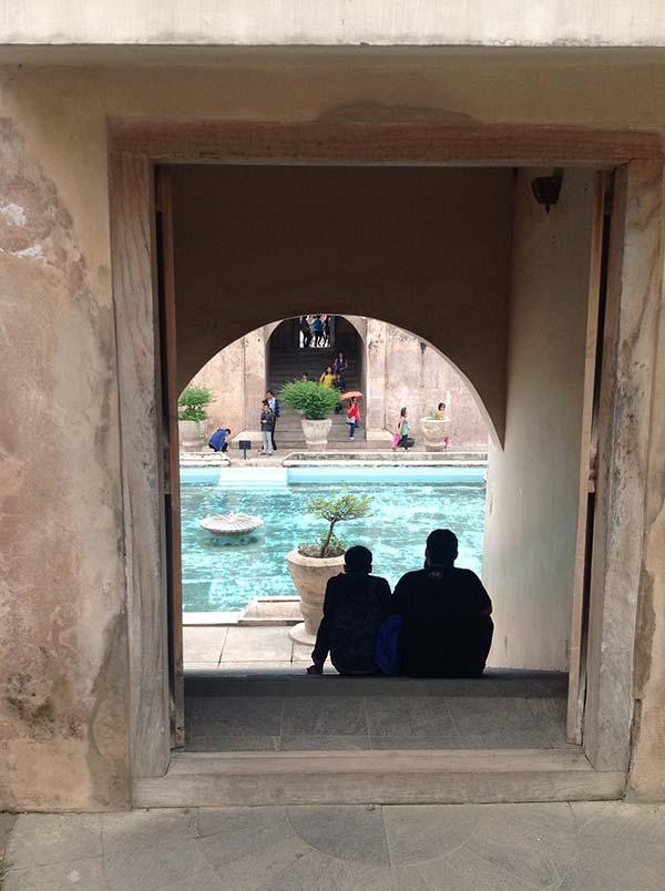タマンサリの門