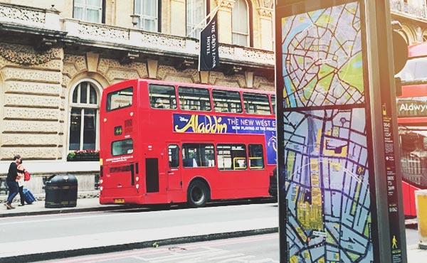ロンドンの撮影スポット巡り・映画のロケ地とかいい感じ!