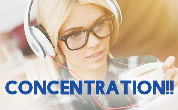 集中力が上がる曲・みんなが選んだ作業に専念できる楽曲