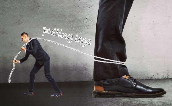 足を引っ張る人の特徴