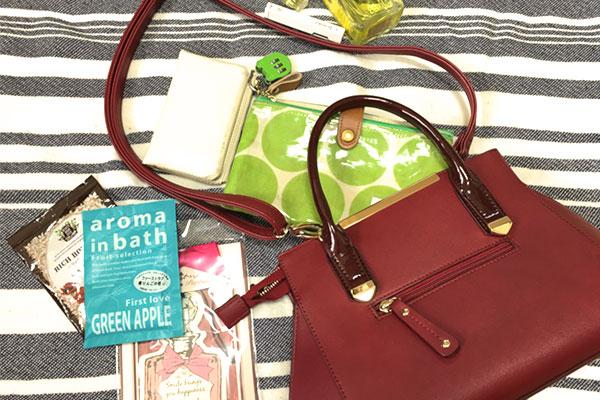 ジッパータイプの鍵付き観光用のハンドバッグ