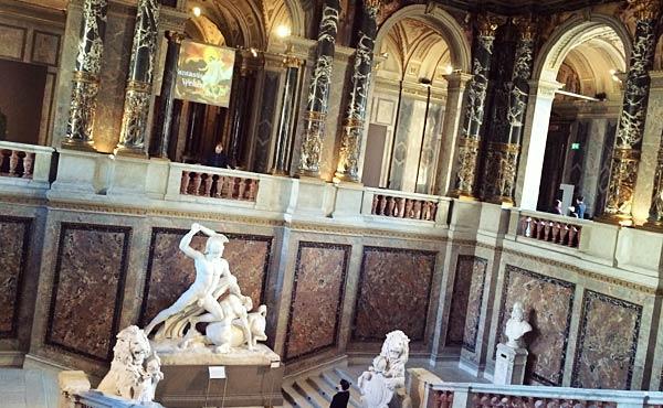 ウィーン美術史美術館・1日中飽きないアートに浸れる名所