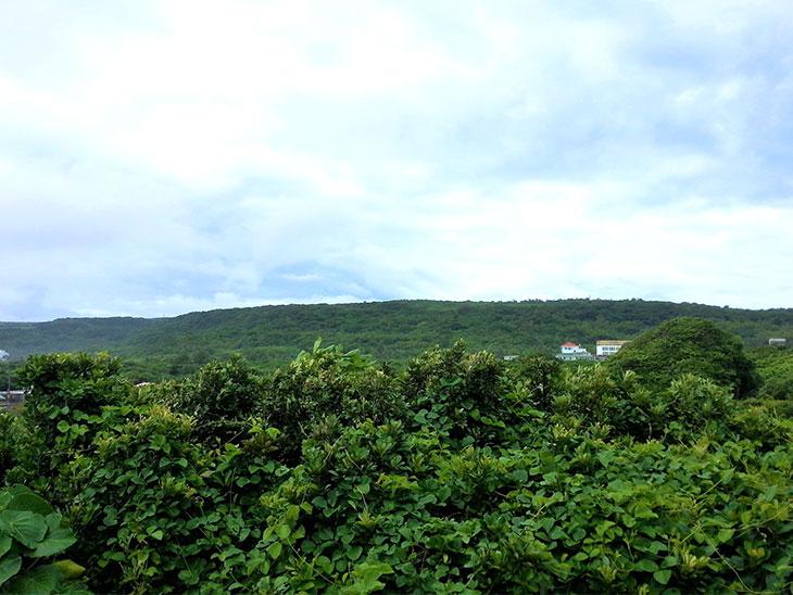墾丁国家公園周りの風景
