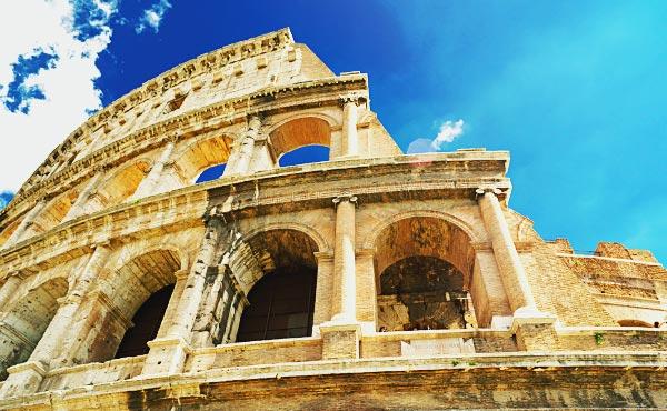 時空を超えた感動を味わえるイタリアのローマで観光!