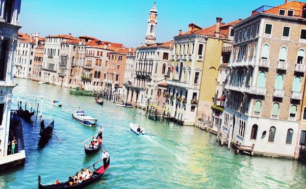 想像以上の美しさに感動して泣けてくる!ベネチア旅行記