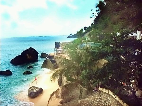 バリ島のアヤナリゾート