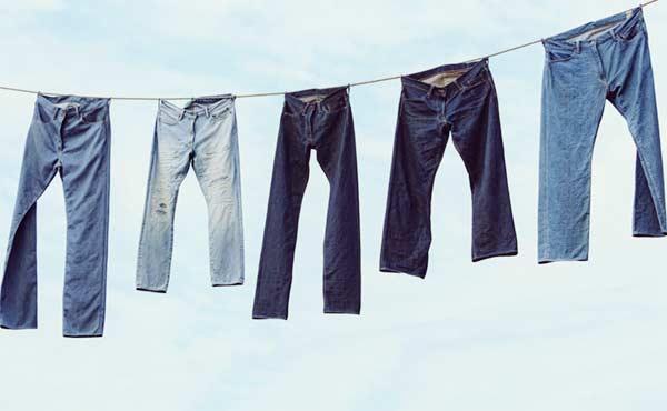 【ジーンズの洗濯の仕方】大切なデニムを上手に洗うための5ヶ条