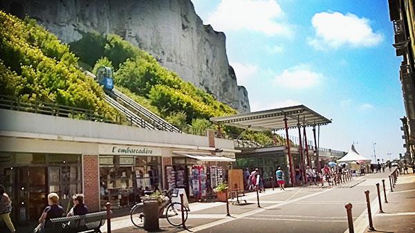 ル・トレポールの散策コース