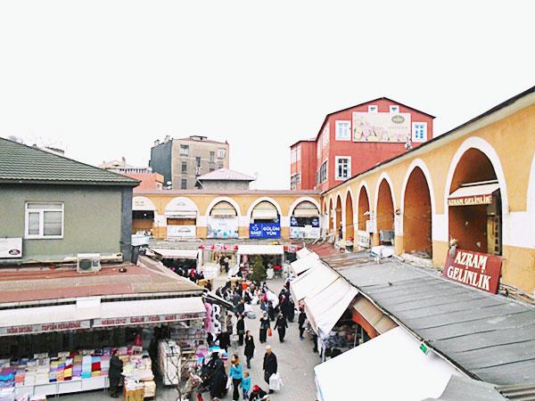 イスタンブールの街並