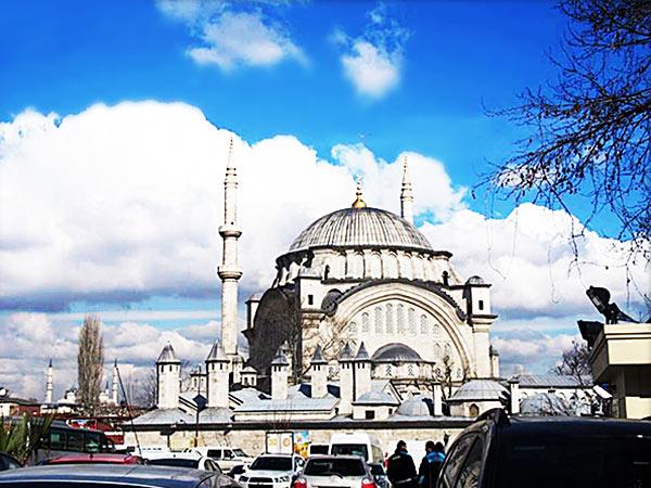 スルタン・アフメト・モスク