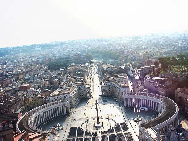 サンピエトロ大聖堂 外観